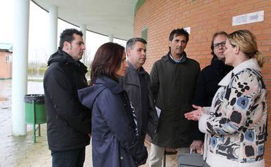 Delegados de UGT se encadenarán en Instituciones Penitenciarias en Madrid