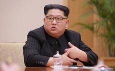 Kim Jong Un habla por fin de «diálogo» con Estados Unidos