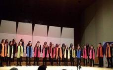 El Coro In Crescendo logra el tercer premio en el XLVII Certamen de Ejea de los Caballeros