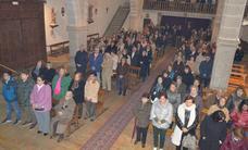 La lluvia acompaña a la Virgen del Buen Suceso y modifica los actos