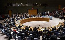 Rusia veta en la ONU el proyecto de resolución de EE UU sobre Siria