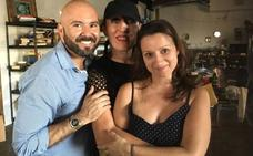 Productora y de Valladolid en la meca del cine