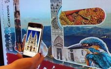 Correos presenta un sello conmemorativo sobre León con la Catedral de Burgos como imagen
