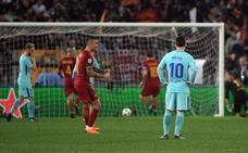 Ridículo máximo del Barça