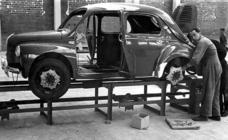 El primer Renault fabricado en España cumple 65 años