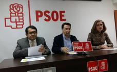 El PSOE recuerda que la Junta no ejecutó 273 millones en la provincia