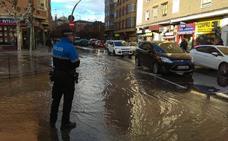 AquaVall finaliza la reparación de la tubería en la intersección de las calles Maldonado, Merced y Fidel Recio