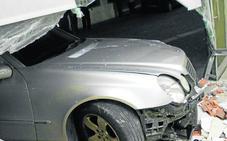 Los accidentes dentro del casco urbano de Cuéllar se disparan en el último año