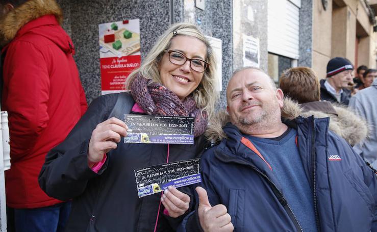 Venta de entradas para el derbi Unionistas-Salmantino