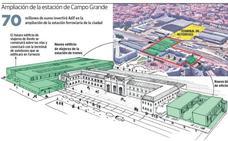 Las nuevas estaciones de tren y autobús de Valladolid estarán conectadas
