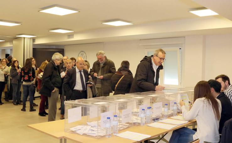 Elecciones al Colegio de Médicos de Valladolid