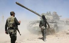 Editorial: contener a Bashar al-Ásad