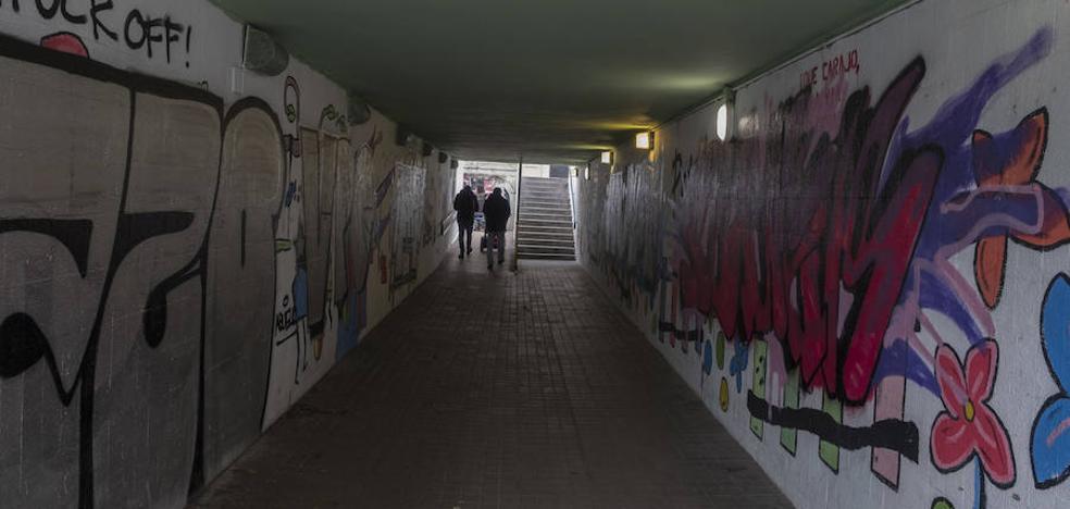 Los túneles de la integración