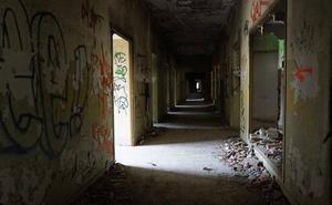 'Youtubers' y fantasmas en el viejo sanatorio de Boecillo