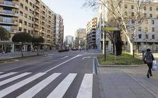 El Ayuntamiento creará un nuevo carril bus en la avenida de Mirat