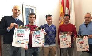 Nacen en Salamanca los '10km de Gudino', una carrera para buscar marcas personales en la distancia