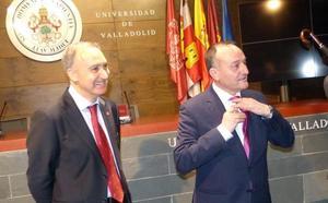 El rector de la UVA saldrá de la Facultad de Ciencias