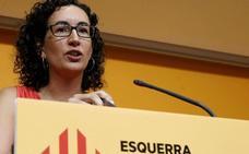Marta Rovira: «Si fuera necesario hacerse oír, pediría asilo»