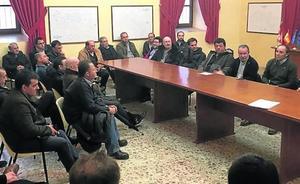 Recogida de firmas en la comarca de Medina contra la plaga de conejos
