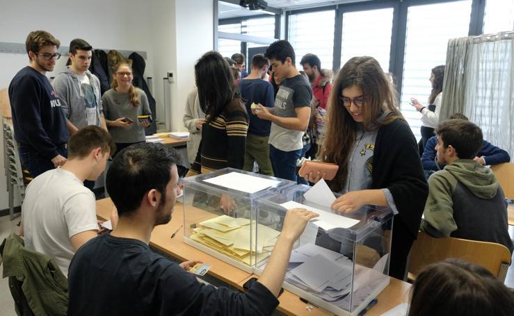 Elecciones al Rectorado de la Universidad de Valladolid