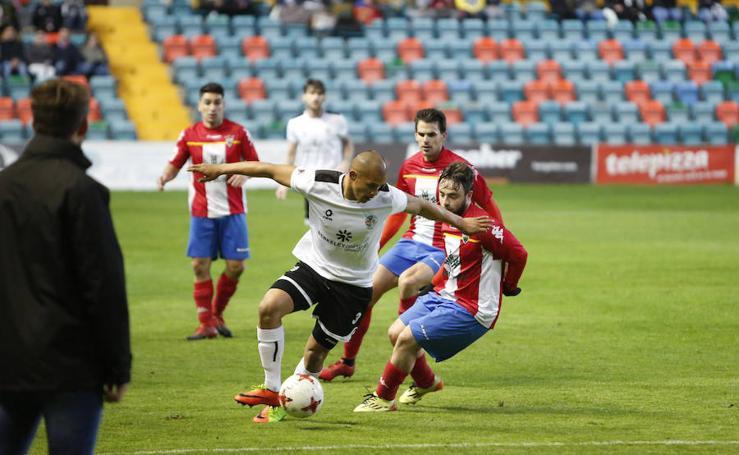 El Salmantino vence al Tordesillas (2-1)