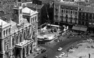 Los cambios de la Plaza Mayor a través de los años