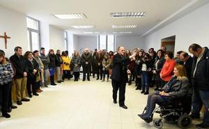 Cáritas unifica en su nuevo centro los servicios de formación y empleo