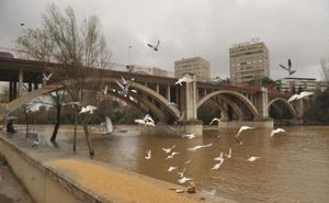 El caudal de los ríos remite en la provincia, pendientes del deshielo de los próximos días