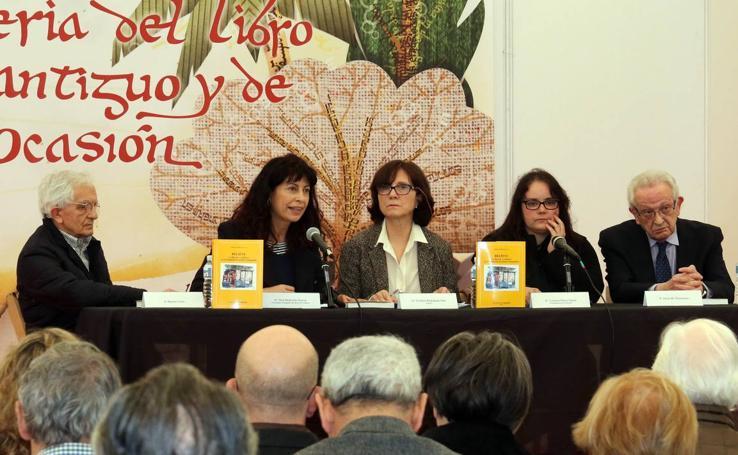 Presentación del libro 'Relieve. La librería y el librero en el Valladolid del primer franquismo'