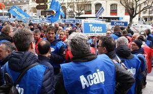Los sindicatos se plantean convocar una huelga general en las prisiones