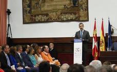 El Rey y el presidente de Portugal visitarán el miércoles la Universidad