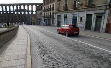 El superávit permite al Ayuntamiento de Segovia invertir 600.000 euros para asfaltar calles