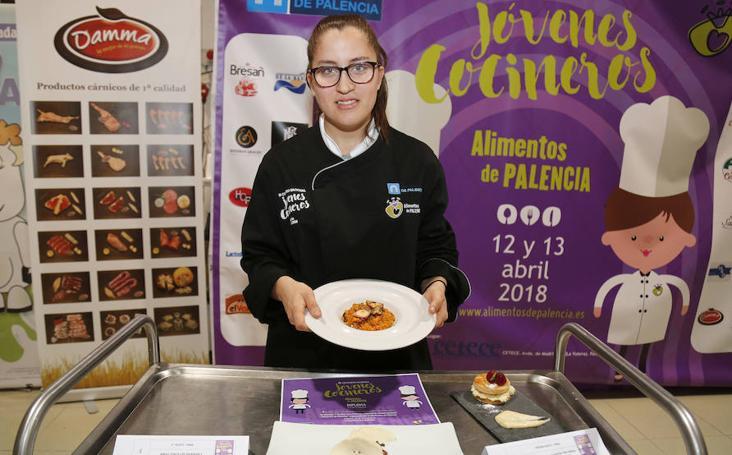 Entrega de los premios del III Concurso Nacional de Jóvenes Cocineros