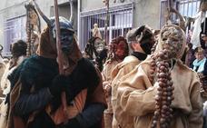 Máscaras y danzas ancestrales, fuente de riqueza actual