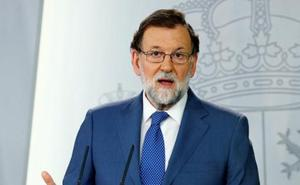 Rajoy, inmutable