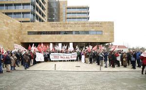 UGT y CCOO salen mañana a la calle para defender las pensiones
