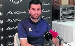 Astu: «El partido ante el Uxama es una final para nosotros, pero también para ellos»