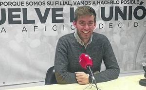 Pablo Cortés insiste en el «paso a paso» y confía en sumar otros tres puntos en su choque ante La Virgen