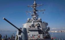 Dos aviones de EE UU apoyaron la operación desde Cádiz y Zaragoza