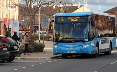 Estas diez líneas de autobús cambiarán itinerarios y horarios por la carrera popular