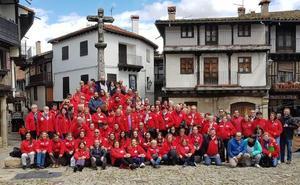 Cruz Roja llega a La Alberca y a otros 3 pueblos en su despliegue territorial