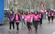 Participantes en la II Carrera y Marcha de la Mujer de Valladolid (3/4)