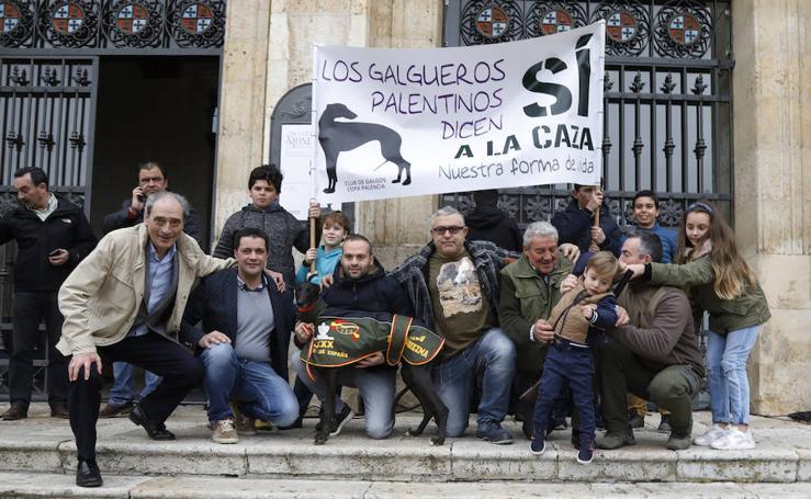 Los cazadores piden respeto en Palencia