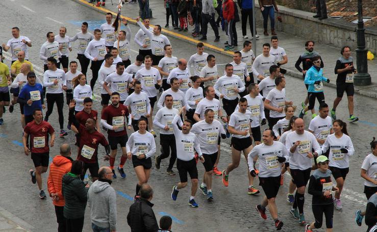 Media Maratón Ciudad de Segovia 2