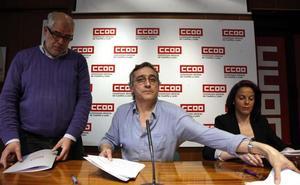 CC OO advierte de que «ya toca mejorar la calidad del mercado laboral, o habrá movilizaciones»