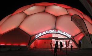 Valladolid se iluminará de rojo este martes para conmemorar el Día Mundial de la Hemofilia