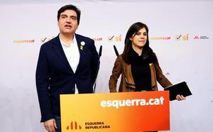 ERC urge a formar Govern de forma inmediata y rechaza agotar el plazo máximo