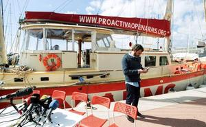 La Justicia italiana libera al 'Open Arms'