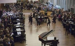El Patio Herreriano se suma al Centenario del Conservatorio de Valladolid con un ciclo de música contemporánea