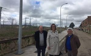 Piña de Campos creará un teleclub con ayuda de la Diputación de Palencia